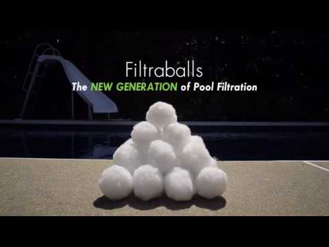 Filtraballs Filter Media - Available Exclusively From Pool Supplies Canada.ca!