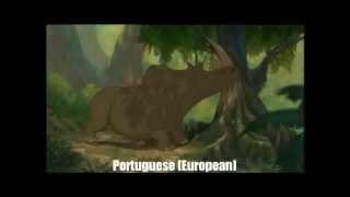Tarzan-Son of Man [Romance Multilanguage]