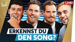 Erkennst DU den Song? | LIVE (mit CrispyRob & Phillip Dorset)