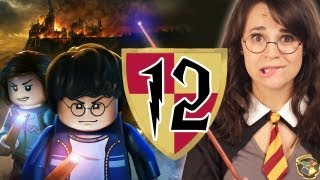 Lets Play Lego Harry Potter Years 5-7 - Part 12
