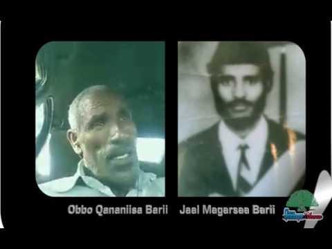 Gaafi fi deebi Obbo Qananiisa Barii Obbolessa J/ Magarsaa Barii waliin