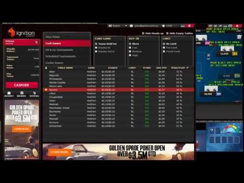 Ignition Poker Review and Hold'em Indicator Tutorial