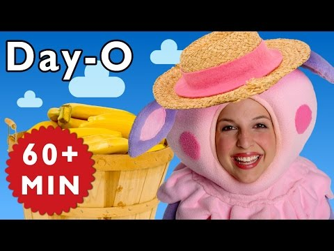 Day-O and More | Nursery Rhymes from Mother Goose Club!