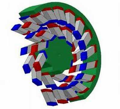 Perendev magnetic motor 3D | Doovi