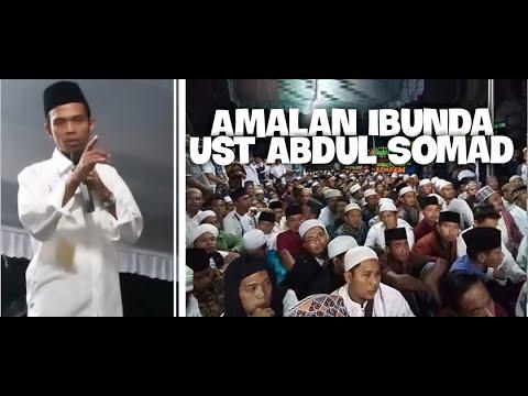 Ceramah Ust Abdul Somad [Meninggalnya Ibunda UAS] Kisah Amalan Hj Rohana Part 2
