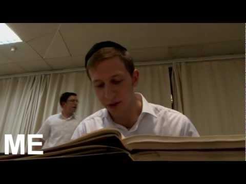 A Rare filming of the top ultra-Orthodox yeshiva, Yeshivat Hebron
