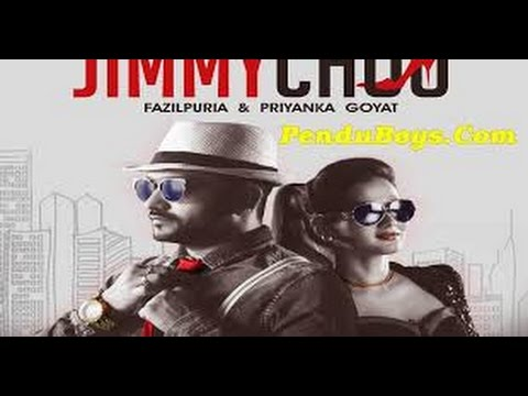 BASS BOOSTED|9XM STARDUM | JIMMY CHOO | FAZILPURIA | PRIYANKA GOYAT - FULL VIDEO SONG|