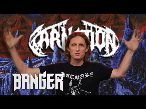 CARNATION Chapel of Abhorrence Album Review episode thumbnail