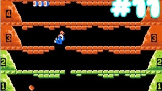 GBA Longplay #11: Classic NES Series: Ice Climber