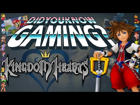Kingdom Hearts - Did You Know Gaming? Feat. Yuriofwind