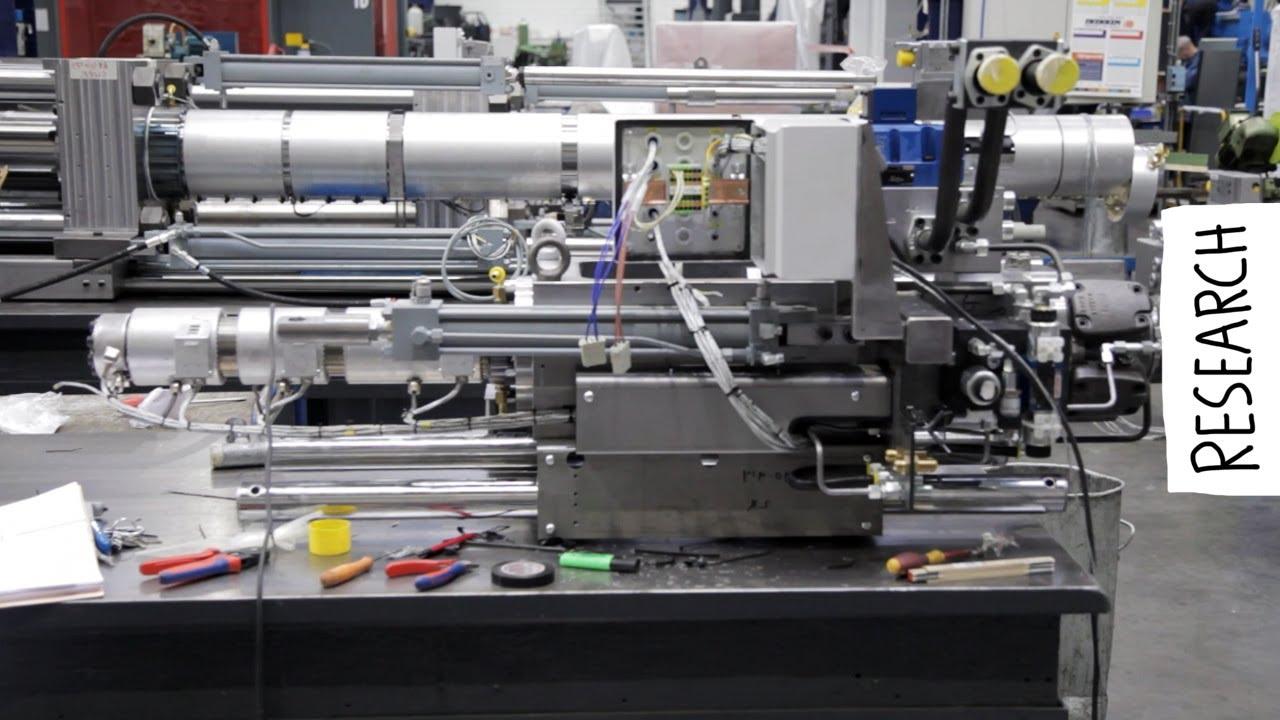 Company visit - Plastic machinery