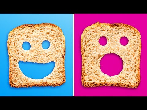 27 FUN FOOD HACKS AND RECIPES