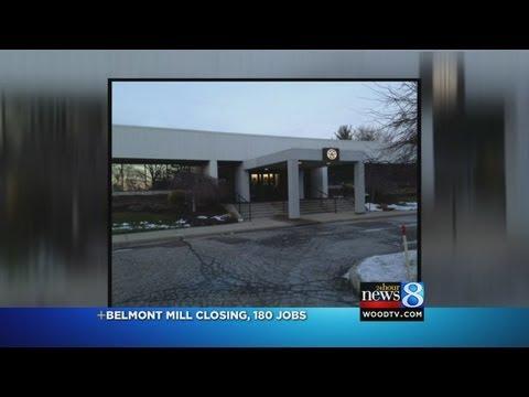 GR Kimberly-Clark Belmont Mill closing