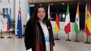 Елена Авакян о панельной дискуссии «Адвокат, нотариус, арбитр и судебный примиритель...»