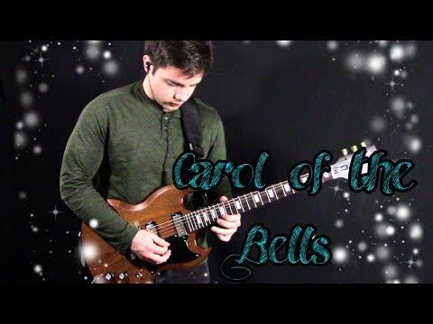 Lindsey Stirling - Carol of the Bells (Guitar Cover)