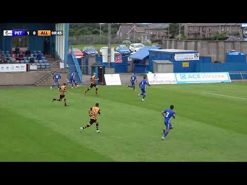 Peterhead Alloa Goals And Highlights