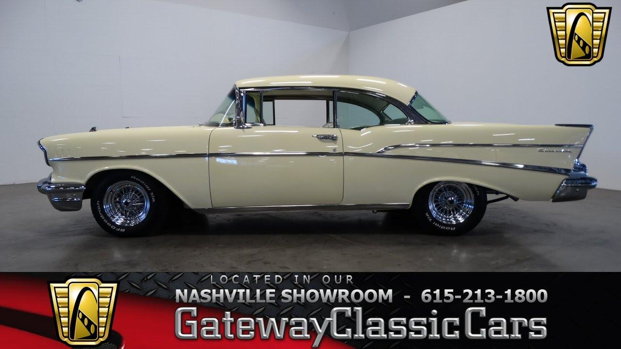 1957 chevrolet corvette for sale on classiccars com 31 - 1957 Chevrolet 210 Sports Coupe Non Post Gateway Classic Cars Nashville 348