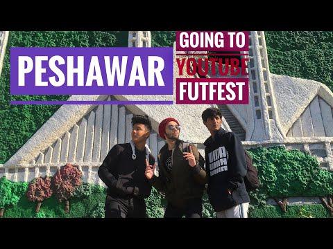 Benaam Goes To Peshawar | Youtube FutFest 2019