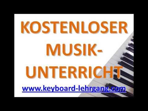 keyboard online lernen