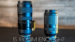 Is 180mm really enough? | Tamron 70-180mm review
