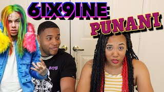 6IX9INE- PUNANI (Official Music Video) | Reaction |