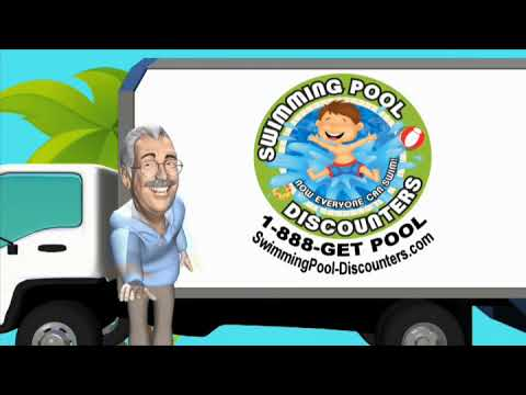 Now Everyone Can Swim! Swimming Pool Discounters - YouTube