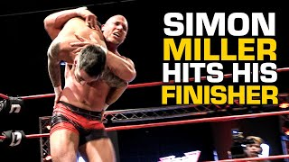 """Simon Miller Hits """"Ups & Downs"""" In His Return Match!"""
