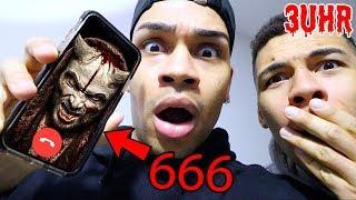 RUFE NIEMALS DIE 666 UM 3 UHR NACHTS AUF FACETIME AN (GEHT SCHIEF) !!! | PrankBrosTV