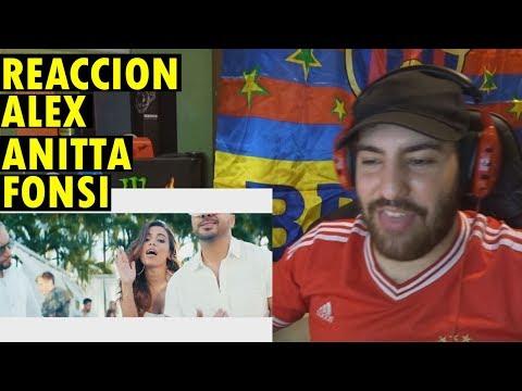 Alex Sensation, Anitta, Luis Fonsi – Pa' Lante (REACCIÓN)