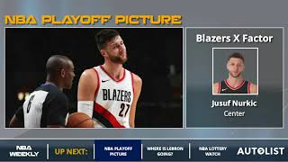2018 NBA Playoffs: Portland Trail Blazers vs. New Orleans Pelicans Preview And Prediction