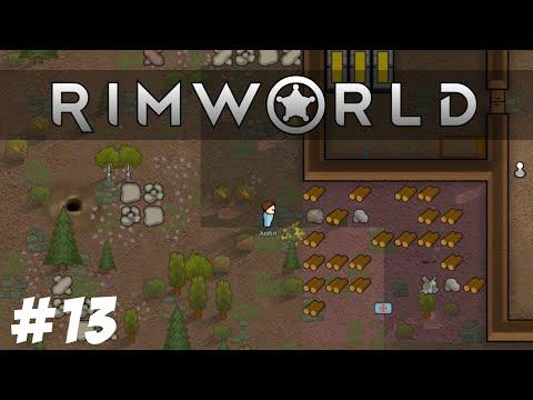 Rimworld Ep 13 Food Woes -Random Rough- (Alpha 15)