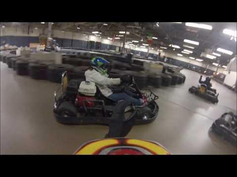 GoPro Hero 3 - Top Karting Gatineau QC. Canada