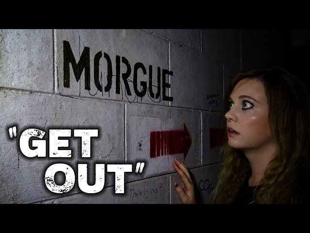 SCARY MORGUE in Abandoned Hospital | HAUNTED Clark Airbase Hospital