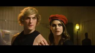 Logan Paul Greatest Fight Science with Alexandra Daddario!!! MUST WATCH