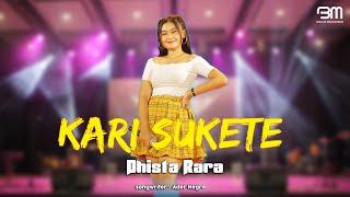 Dhista Rara - Kari Sukete (Official Live GOLDEN MUSIC)