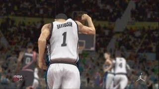 NBA 2K14 - Comentarios en Español VS David1NBA