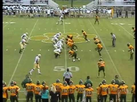 William Smith High School Highlights - QB/DB/P - 2012