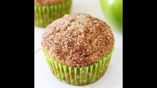 Gambar cover Apple Zucchini Muffins