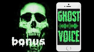 ghost voice episode bonus feat SOCA (histoire d'horreur fr )