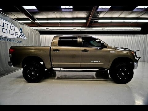 2007 Toyota Tundra SR5 Lifted Truck - YouTube