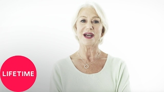 Helen Mirren on SAY, the Stuttering Association for the Young | Lifetime