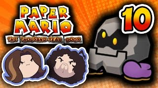 Paper Mario TTYD: Right in the Giblets - PART 10 - Game Grumps