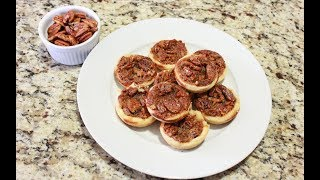 Homemade Hipster: Mini pecan pies