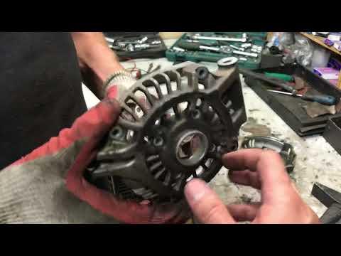 Ремонт Генератора Honda CR-V A2tb7581, ремонт Генератора Ahga53, ремонт Генератора 31100pna004