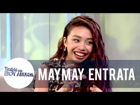 Maymay recounts her experience in Hong Kong during