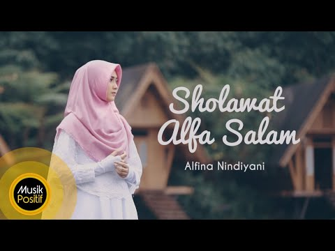 Alfina Nindiyani - Shalawat Alfa Salam Music Video