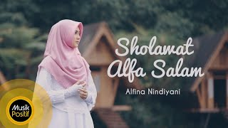 Alfina Nindiyani - Shalawat Alfa Salam (Music Video)
