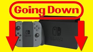 Why did Nintendo Switch Sales Plummet in April?