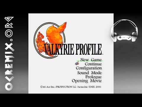 OC ReMix #1736: Valkyrie Profile 'Until You See the Light in Valhalla' [Medley] by Scaredsim