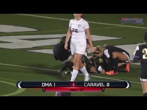 VIDEO | Ruggeri's header lifts DMA soccer past Caravel in overtime